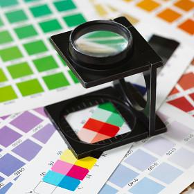 Marketing-Dienstleistungen im Print-Bereich