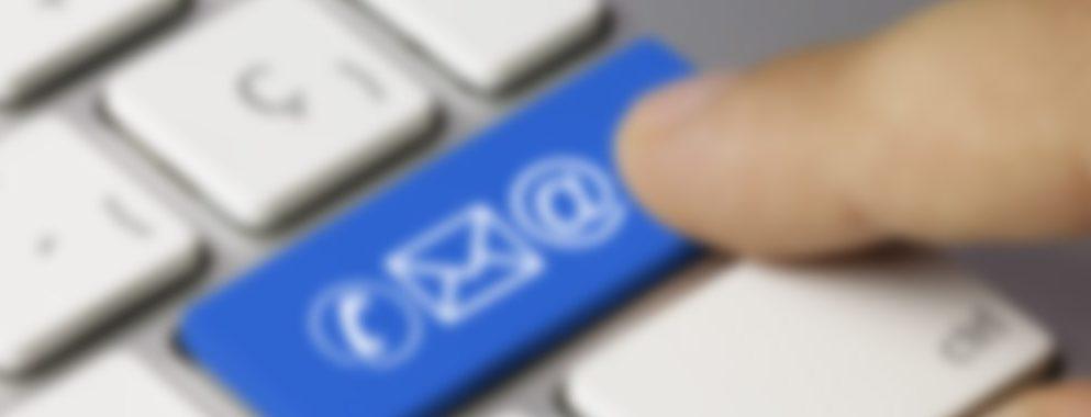 Adressverwaltung - An-/Abmelde-Einbindung in Website - Double-Opt-In Anmeldeprozedur - Manueller Adressimport aus der WaWi möglich - Filterung von nicht zustellbaren Adressen