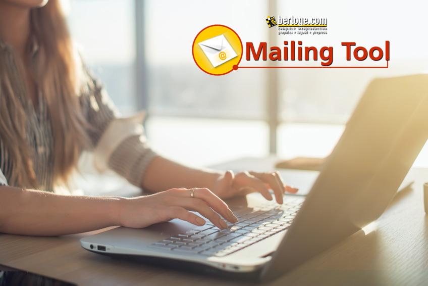 Das berloge.com Mailing-Tool
